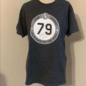 Jose Abreu Chicago White Sox t-shirt
